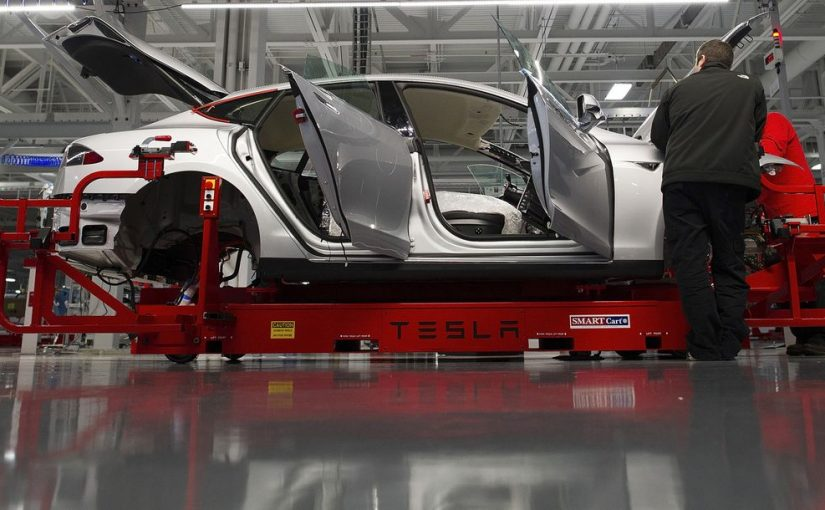 Tesla Loses Autopilot Software Chief After Less Than Six Months
