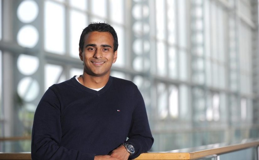Indian-origin UK graduate wins £2 million software deal