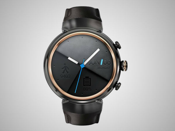 Asus ZenWatch 3 starts receiving support for Android Wear 2.0