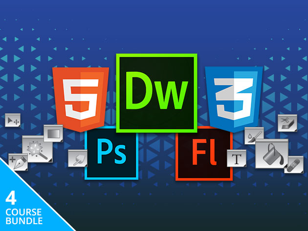 This Course Bundle Is a Must-Have for New Web Designers