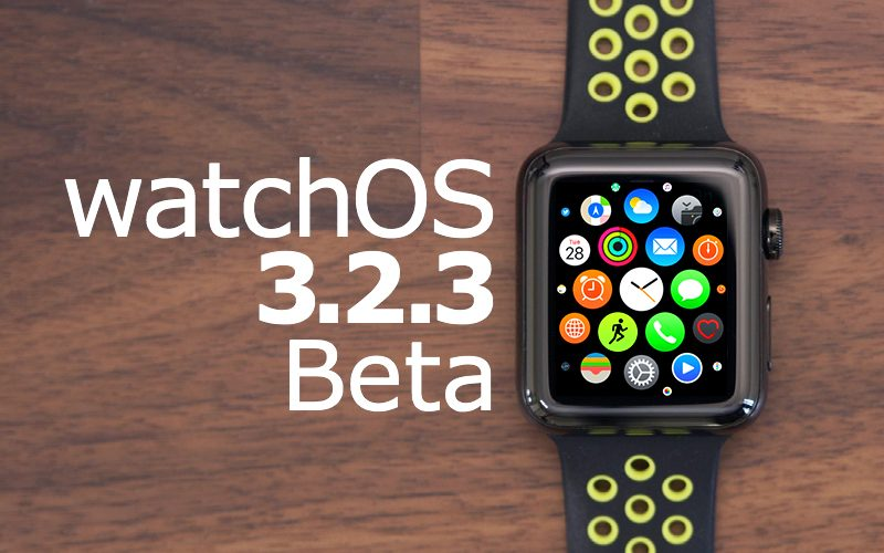Apple Seeds Third Beta of New watchOS 4 Operating System to Developers
