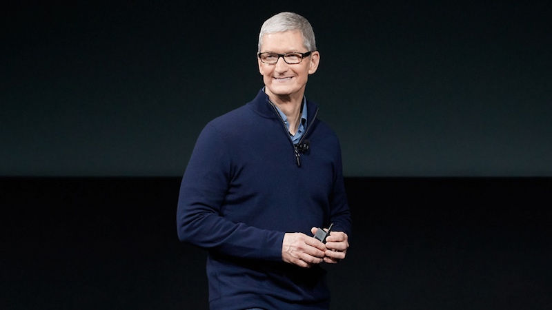 Apple 'Very Bullish and Optimistic' About India, Says CEO Tim Cook